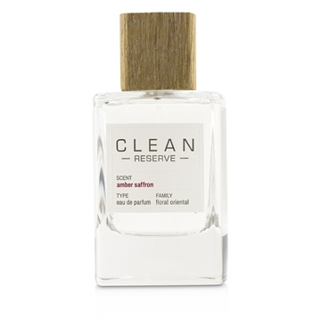 Clean Reserve Amber Saffron Edp Spray 100ml