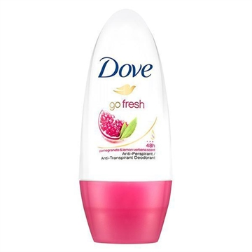 Dove Go Fresh Roll-On Deodorant Pomegranate 50ml