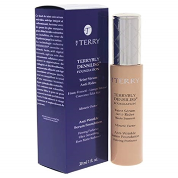 BY TERRY TERRYBLY DENSILISS SERUM FOUNDATION - #3 VANILLA BEIGE - WRINKLE CONTROL - 30 ML