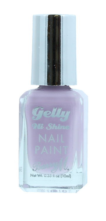 Barry M Gelly Hi Shine 10ml Nail Polish Fondant 621
