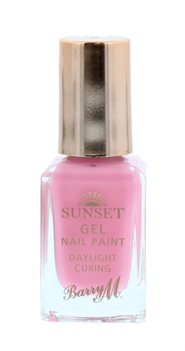 Barry M Sunset Daylight 10ml Nail Polish Pinking Out Loud Loose