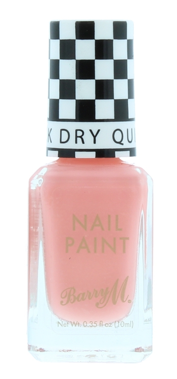 Barry M Speedy Quick Dry Nail Polish In A Heart Beat