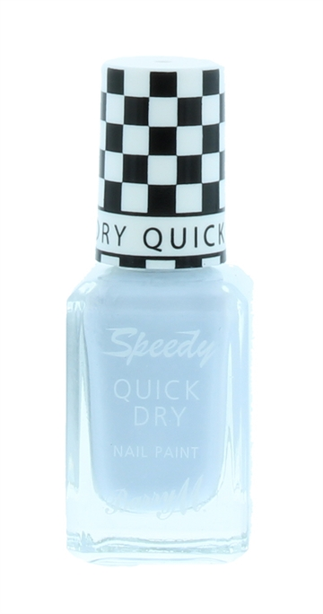 Barry M Speedy Quick Dry Nail Polish Eat My Dust