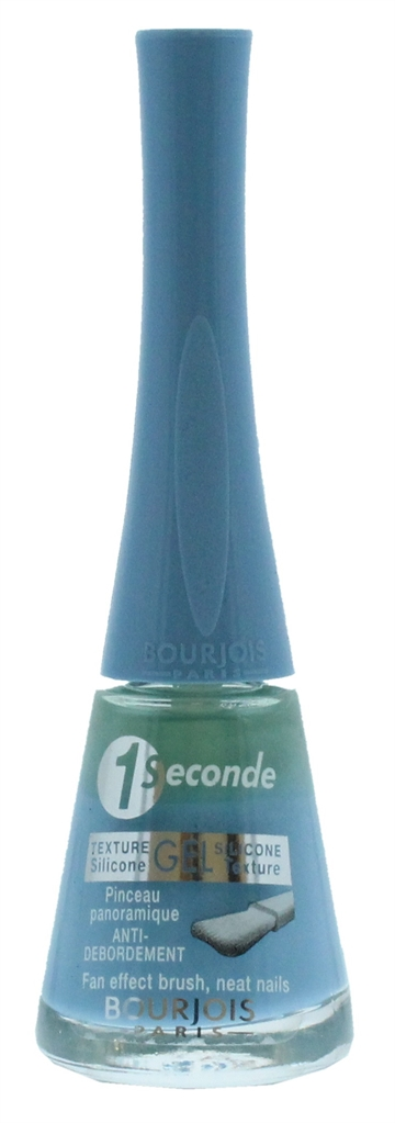 Bourjois 1Sec Nail Polish Bleu Water 08