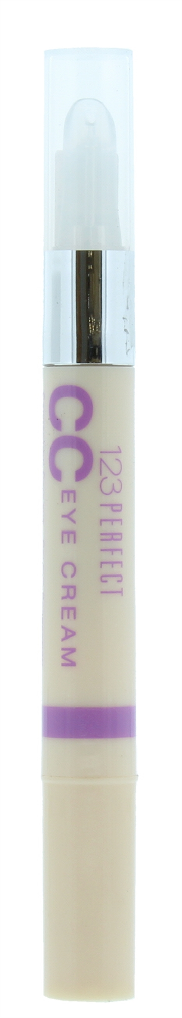 Bourjois 123 Perfect Cc Eye Cream Concealer Ivory 021