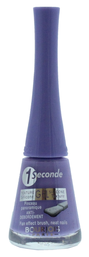 Bourjois 1 Second 9ml Nail Polish Lavand Esquisse 009