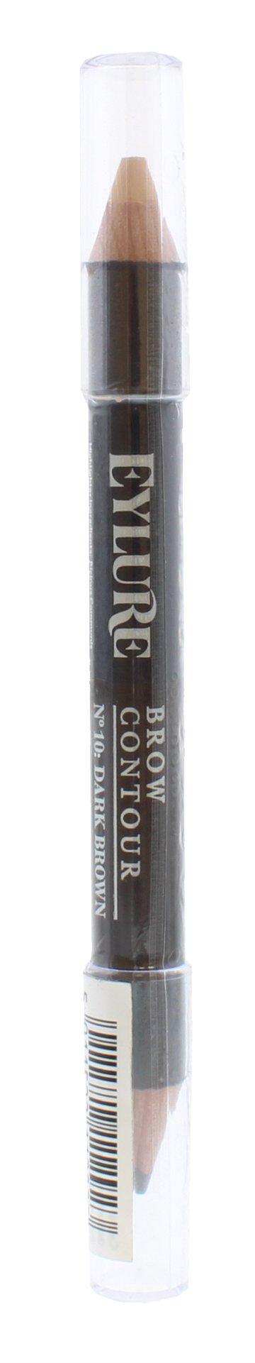 Eylure Brow Contour Duo Pencil Dark Brown