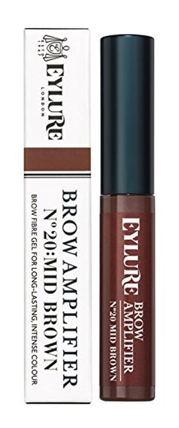 Eylure Brow Amplifier Mascara Mid Brown