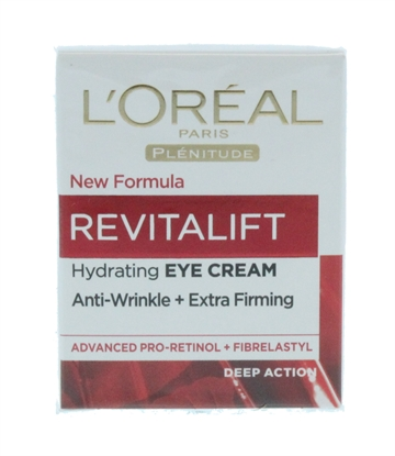 L'Oreal Revitalift 15ml Eye Cream