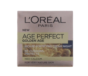 L'Oreal Age Perfect 50ml Golden Age Night Cream