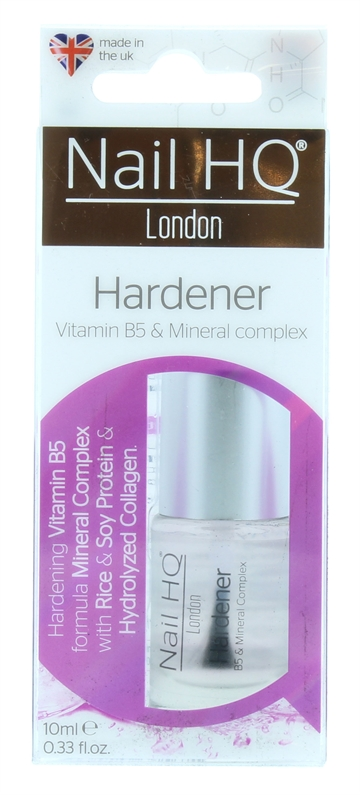 Nail Hq 10ml Hardener Treatment