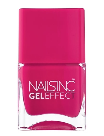 Nails Inc 14ml Nail Polish Gel Effect Great Queen Place