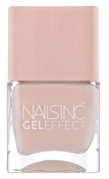 Nails Inc 14ml Nail Polish Gel Effect Star Street
