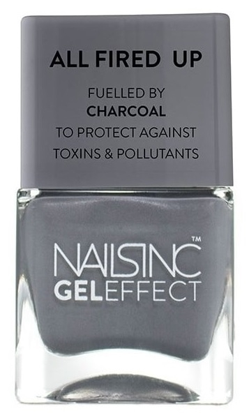 Nails Inc 14ml Nail Polish Gel Effect Spencer Street