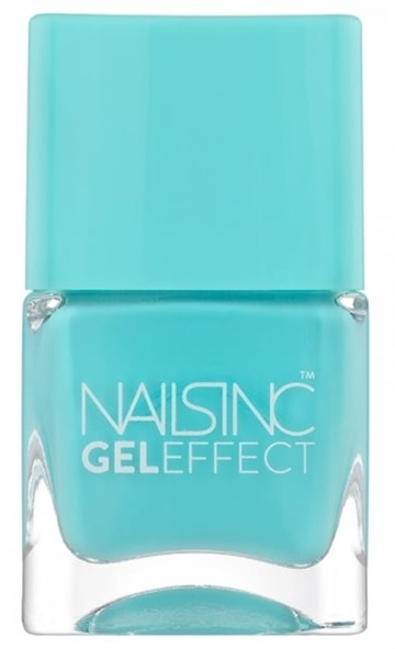 Nails Inc 14ml Nail Polish Gel Effect Queens Gardens