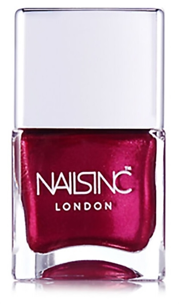 Nails Inc 14ml Nail Polish Crushing On Rubies