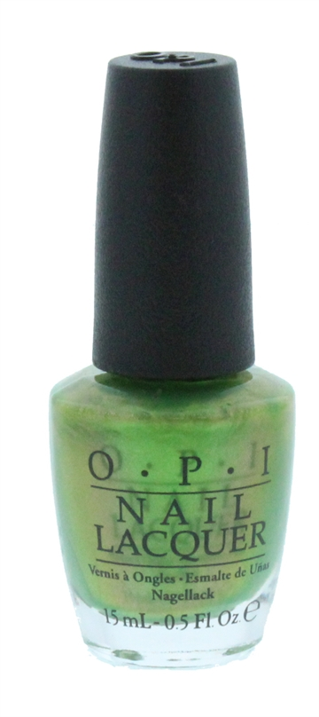 Opi 15ml Nail Polish My Gecko Does Tricks