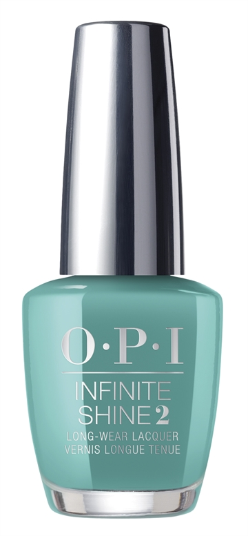 OPI Infinite Nail Polish On A Sushi Roll