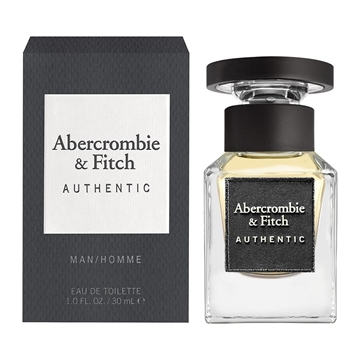 Abercrombie & Fitch Authentic Man 30ml Edt Spray