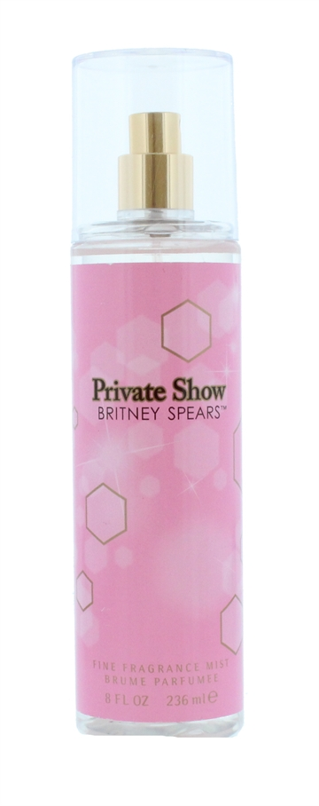 BRITNEY FRAGRANCE MIST PRIVATE SPEARS 236ML