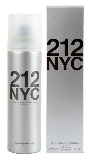 Carolina Herrera 212 Nyc 150ml Deodorant Spray