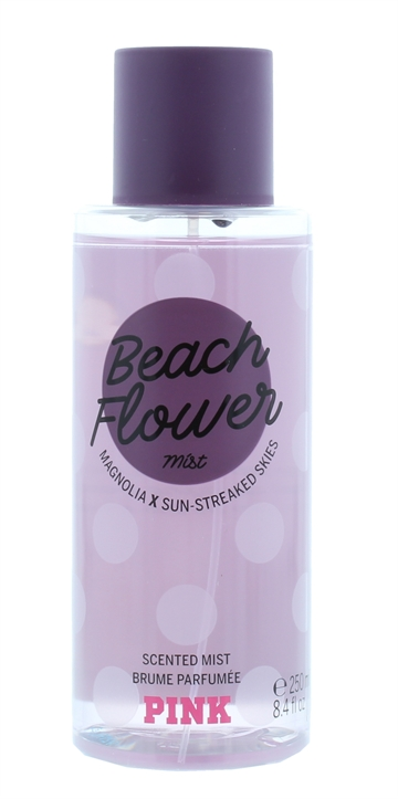 Victoria'  Secret Pink 250ml Body Mist Beach Flower