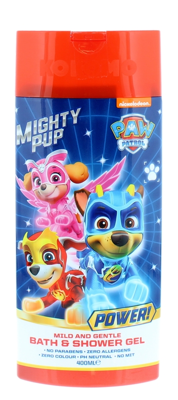 Paw Patrol 400ml Bath+Shower Gel