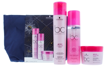 Schwarzkopf Bonacure Color Freeze Set 4'