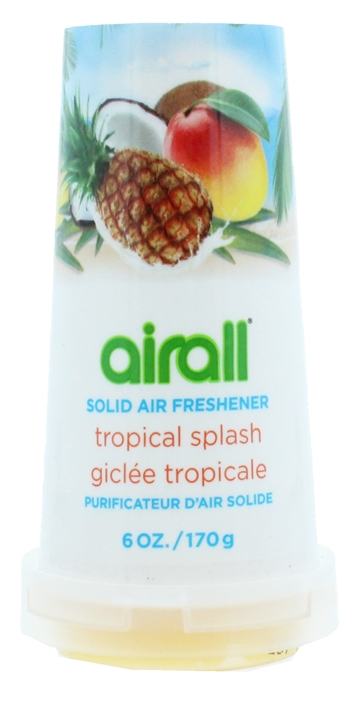 Airall 170G Air Freshener Solid Tropical Splash