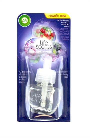 Airwick Elec 19ml Refill Garden Lab