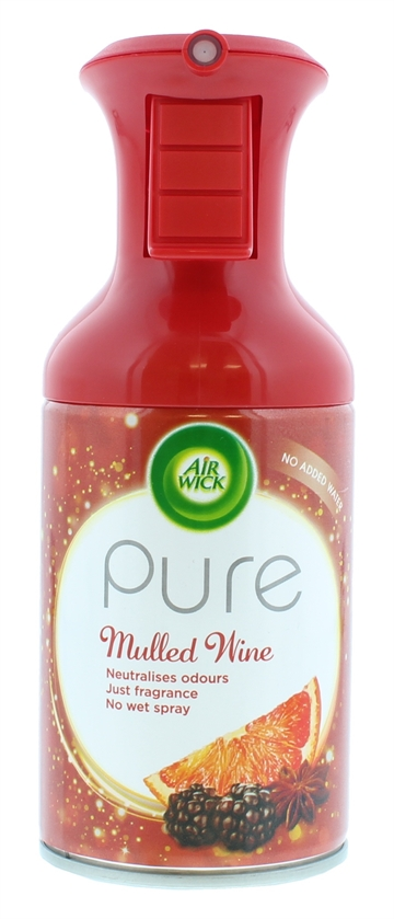 Airwick 250ml Pure Trigger Spray Mulled Wine