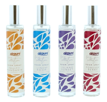Airpure Home Collection 50ml Room Spray Assorted