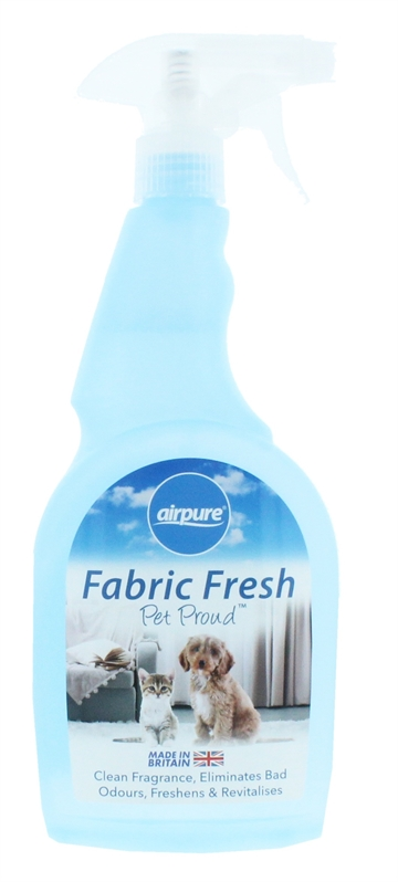 Airpure Pet Proud 750ml Fabric Freshener