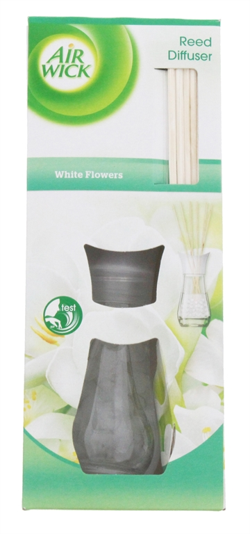 Airwick 25ml Reed Diffuser White Flowers