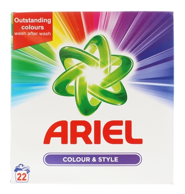 Ariel Coloro 22 Wash Powder 1.43Kg