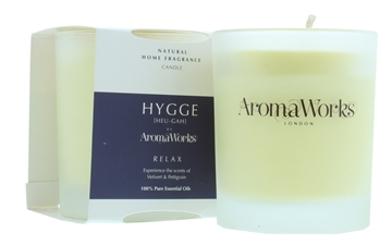 Aromaworks 220G Hygge Relax Candle