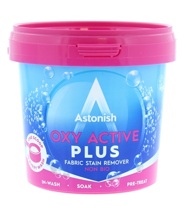 Astonish 500G Oxi Active Stain Remover New Pack