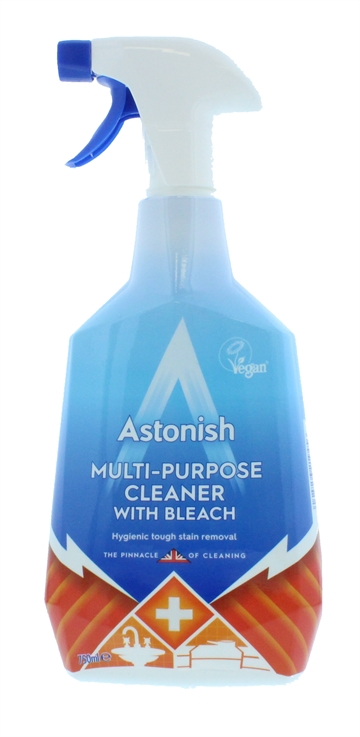 Astonish 750ml Multi Purpose Cleaner With Bleach