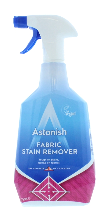 Astonish 750ml Fabric Stain Remover