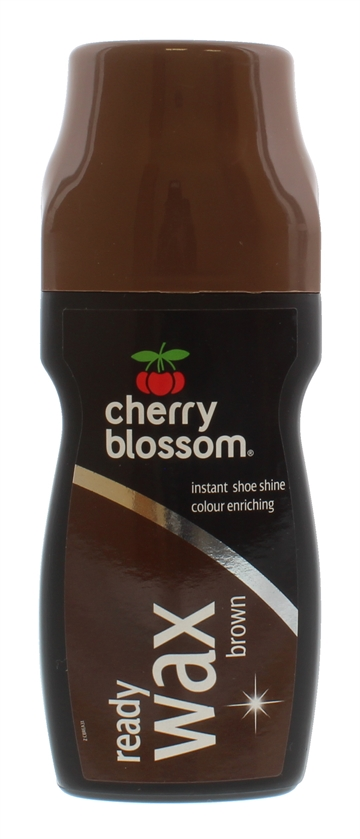 Cherry Blossom 85ml Readywax Instant Shine Brown