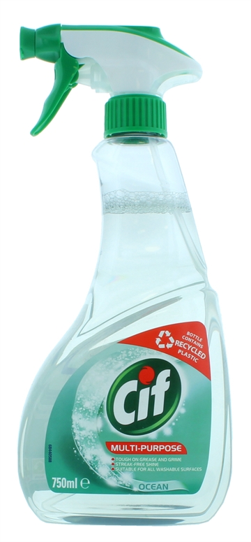 Cif 750ml Multi Purpose Cleaner Ocean