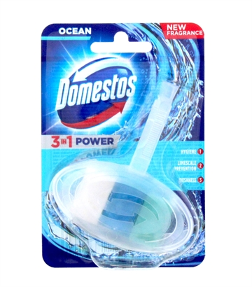 Domestos 40G Power Toilet Block Ocean