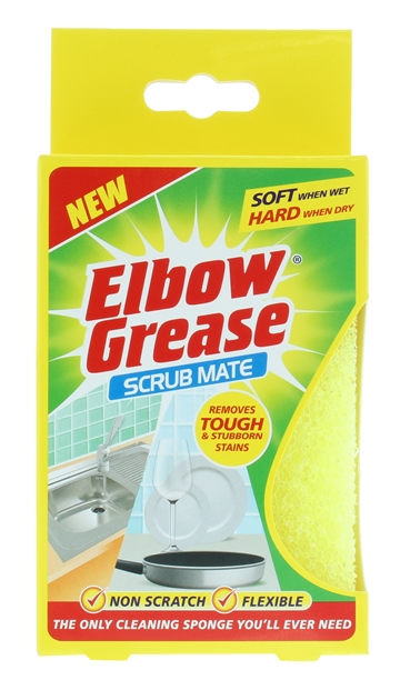 Elbow Grease Scrub Mate 1Pk