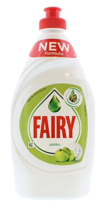 FAIRY APPLE DISHWASHING 450ML