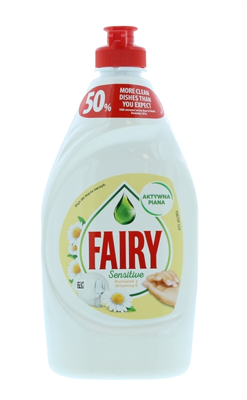 Fairy Chamo Dishwashing 450ml