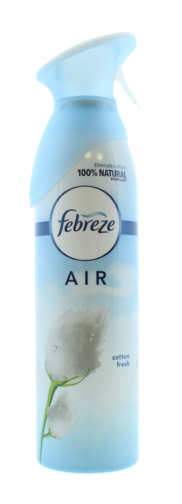 Febreze 300ml Air Freshener Spray Cotton Fresh