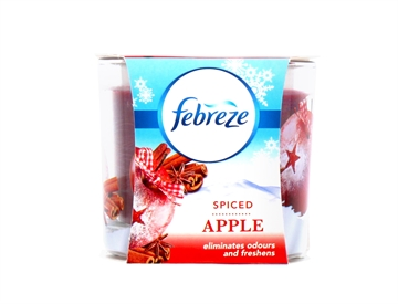 Febreze 100G Candle Spiced Apple