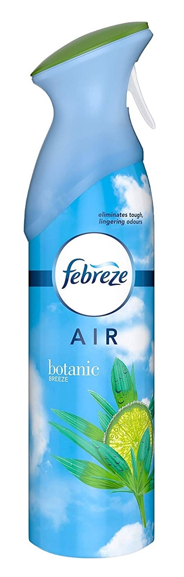 Febreze 300ml Air Freshener Spray Botanic Breeze