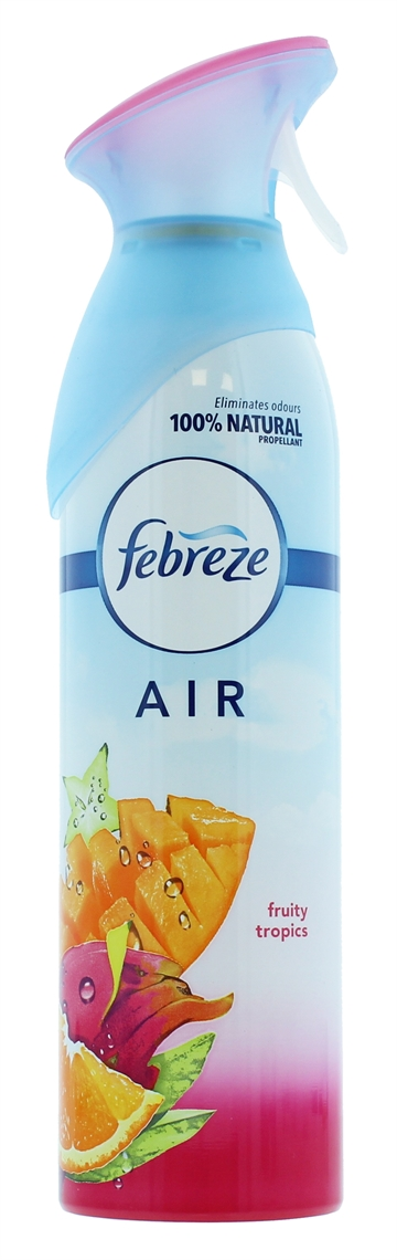 Febreze 300ml Air Freshener Spray Fruity Tropics