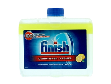 Finish 250ml Dishwasher Cleaner Lab